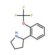 Pyrrolidine ionic liquid